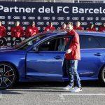 Messi Audi Rs6