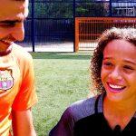 Xavi Simons FC Barcelona