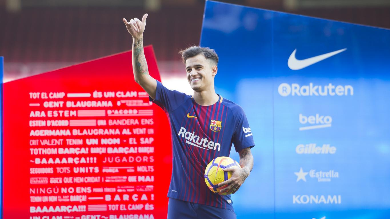 Coutinho-FCBarcelona