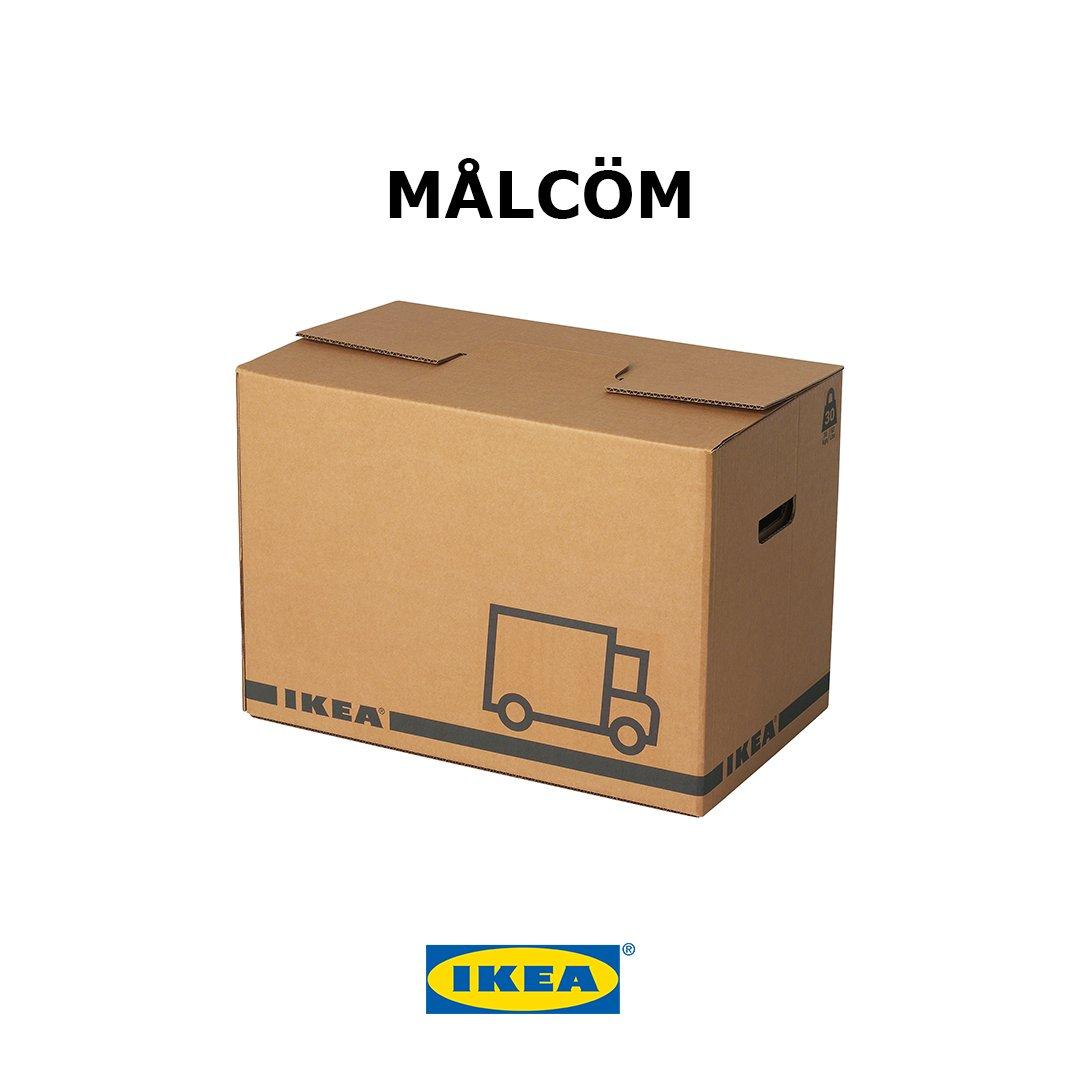 Ikea Malcom