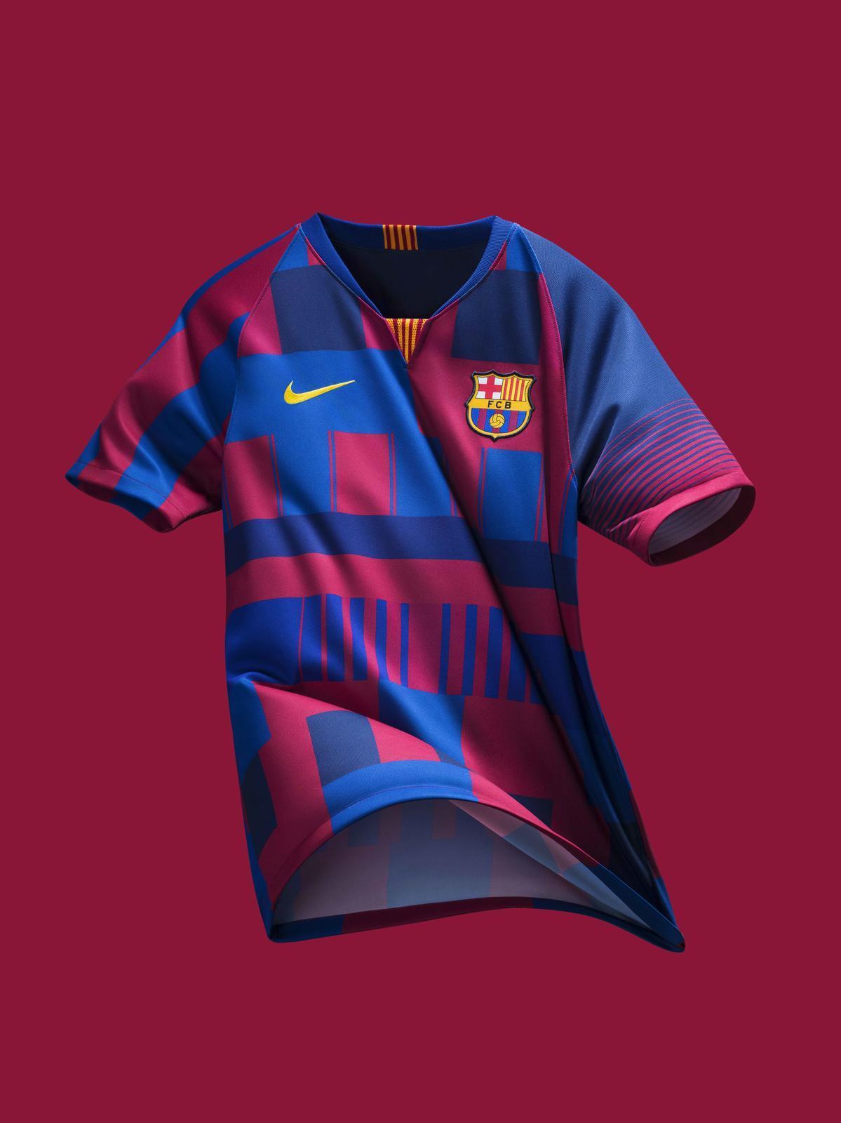 Nike 20 years Barcelona