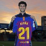 Aleña-FC Barcelona