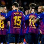 FC Barcelona-Pique-Villarreal