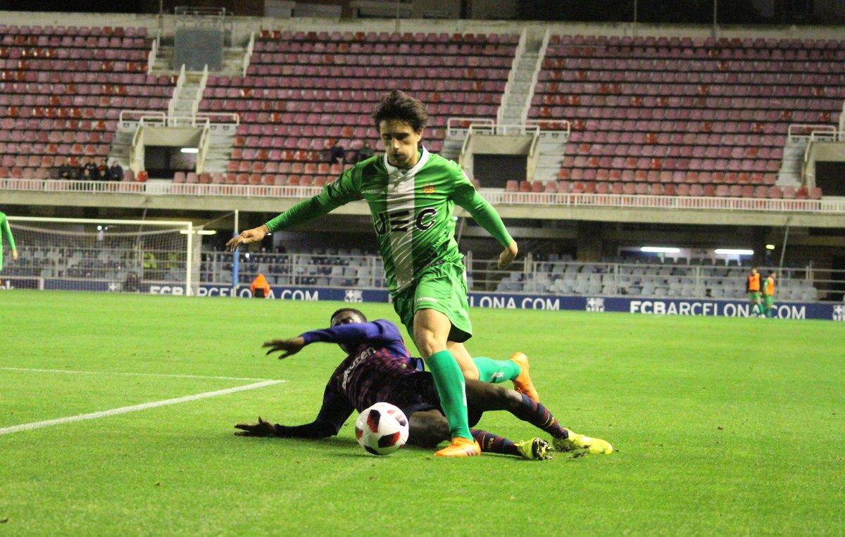 verdediger Barcelona B