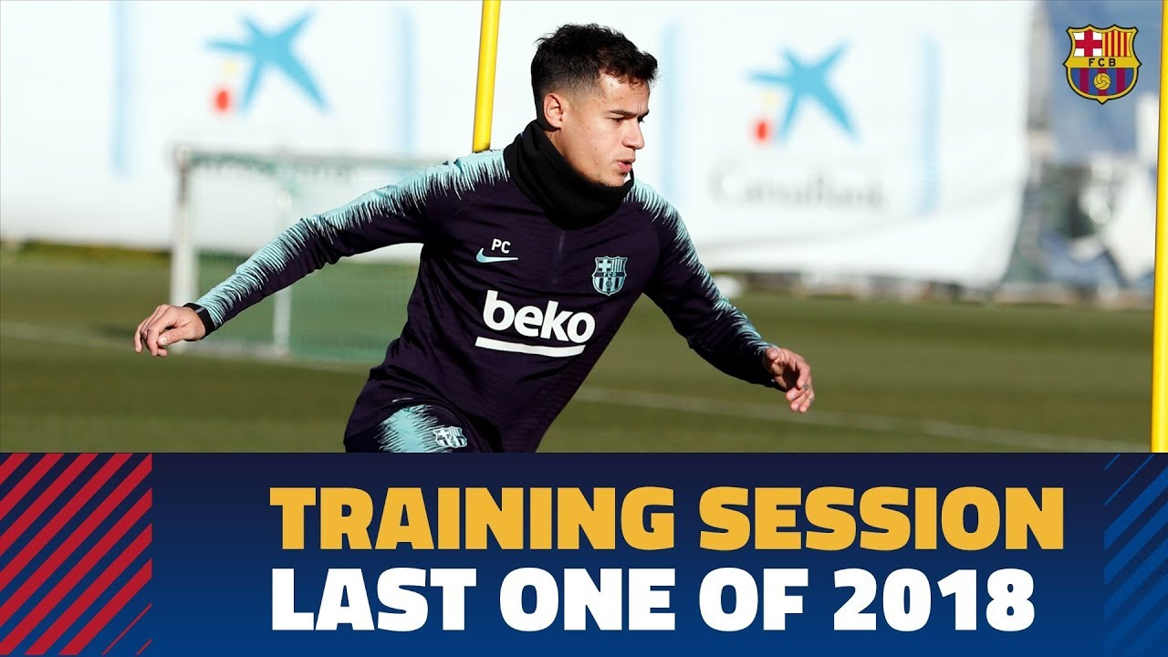 training 2018