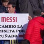 Messi - Shirt - zwager