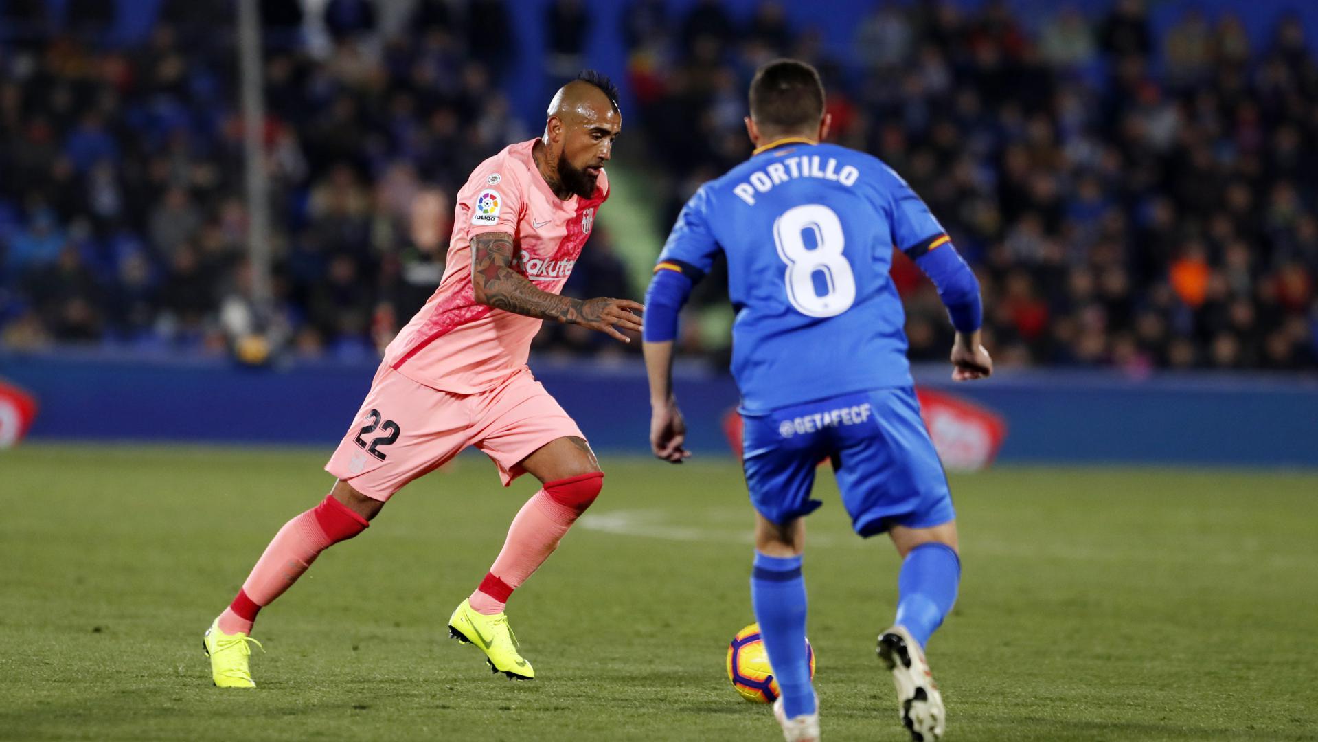 Vidal FC Barcelona