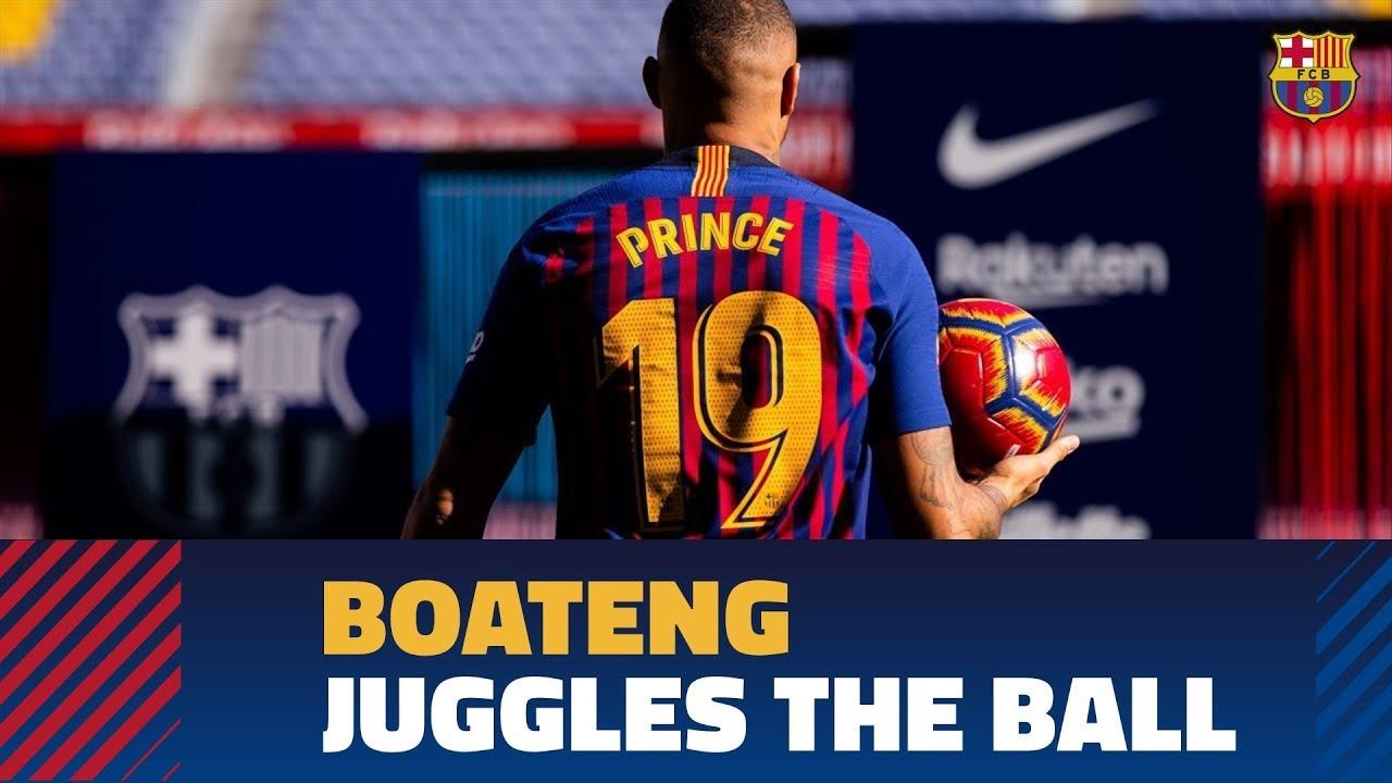Boateng Camp Nou
