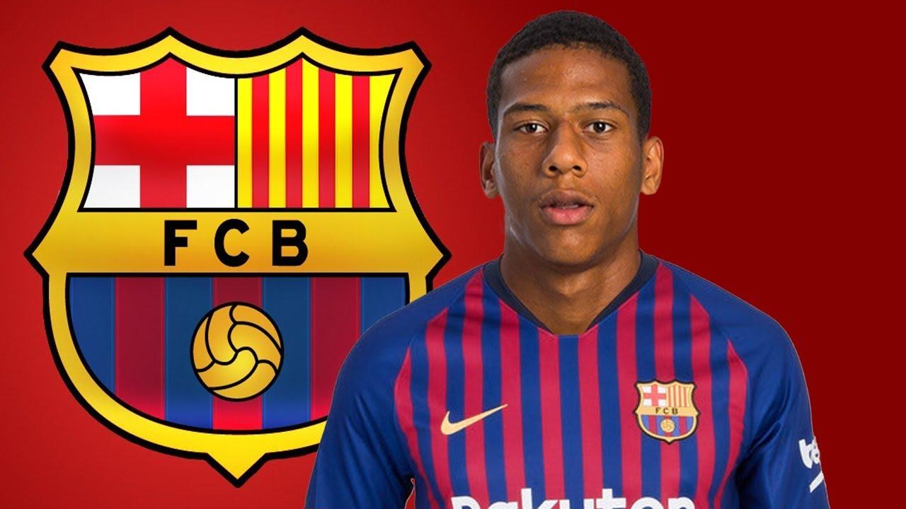 Todibo FC Barcelona