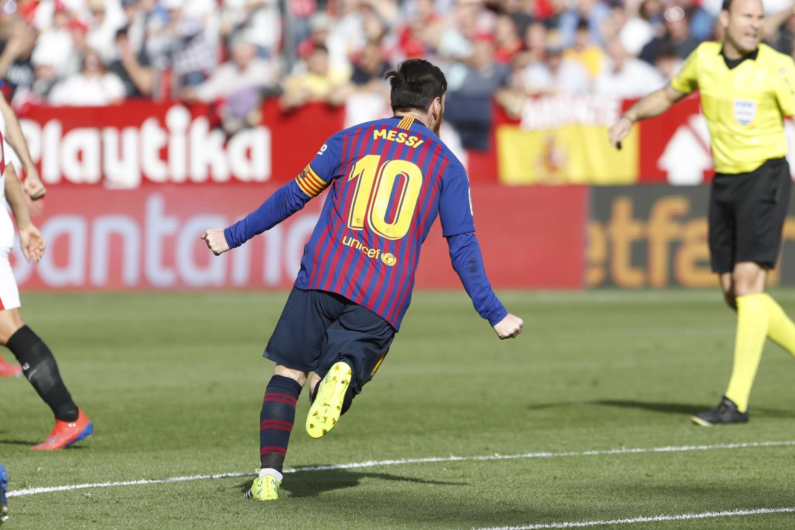 Messi Sevilla
