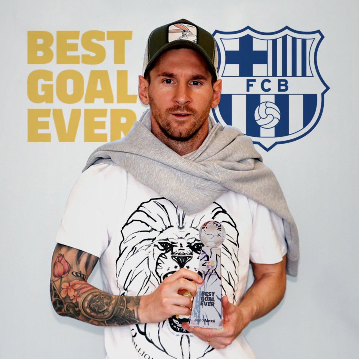 Messi mooiste ooit