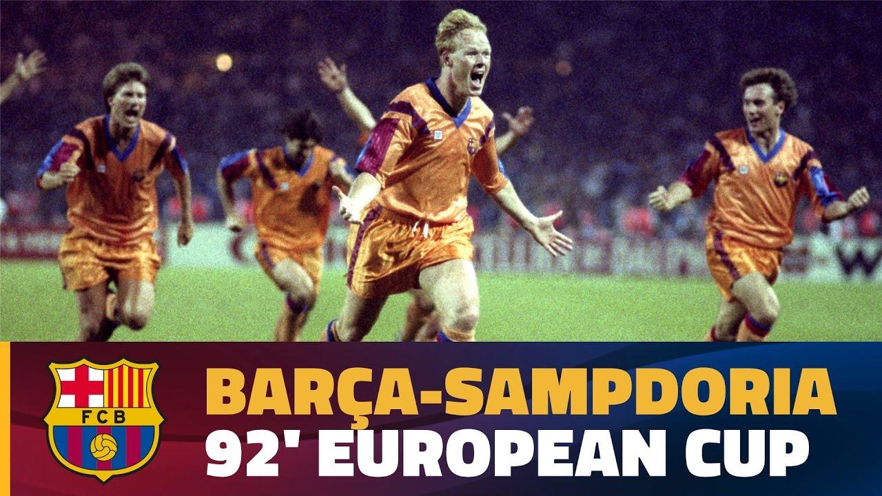 Ronald Koeman Sampdoria
