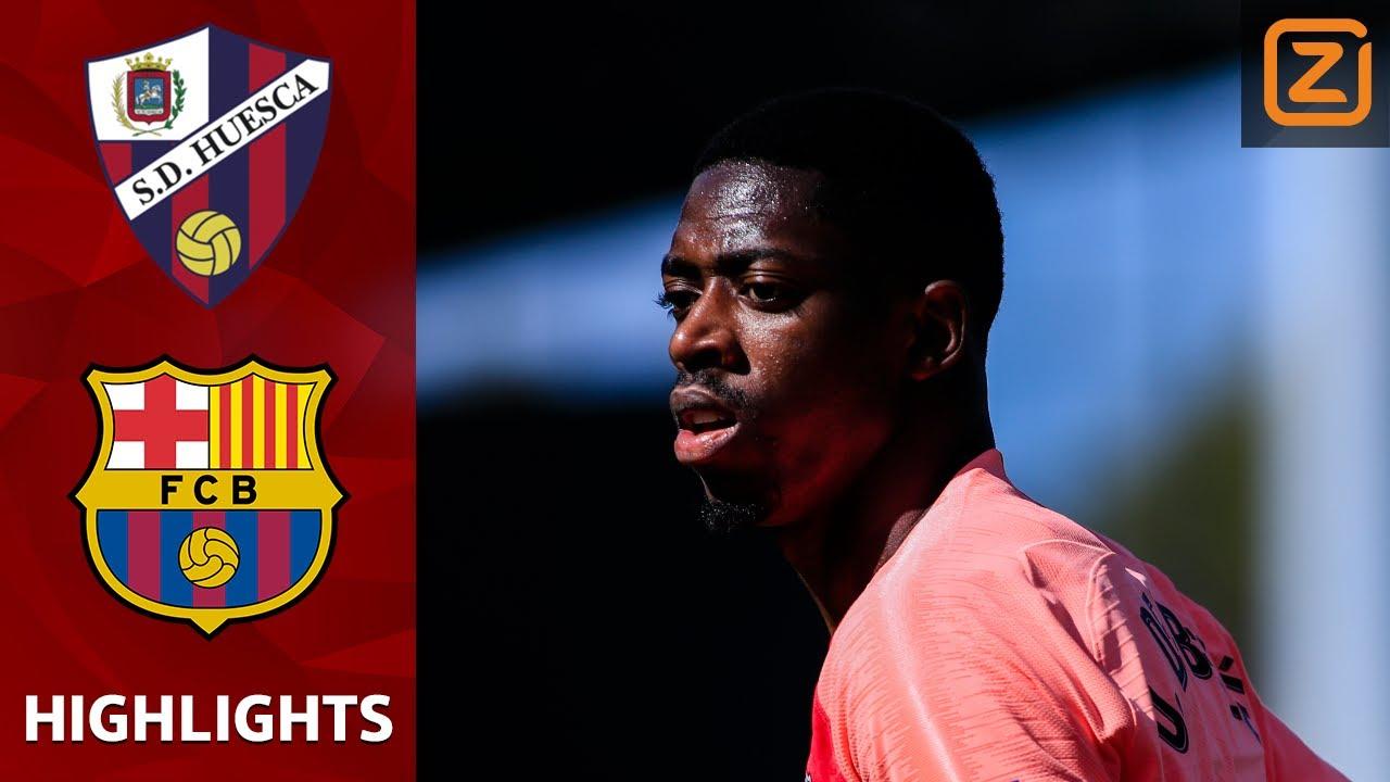 SD Huesca FC Barcelona