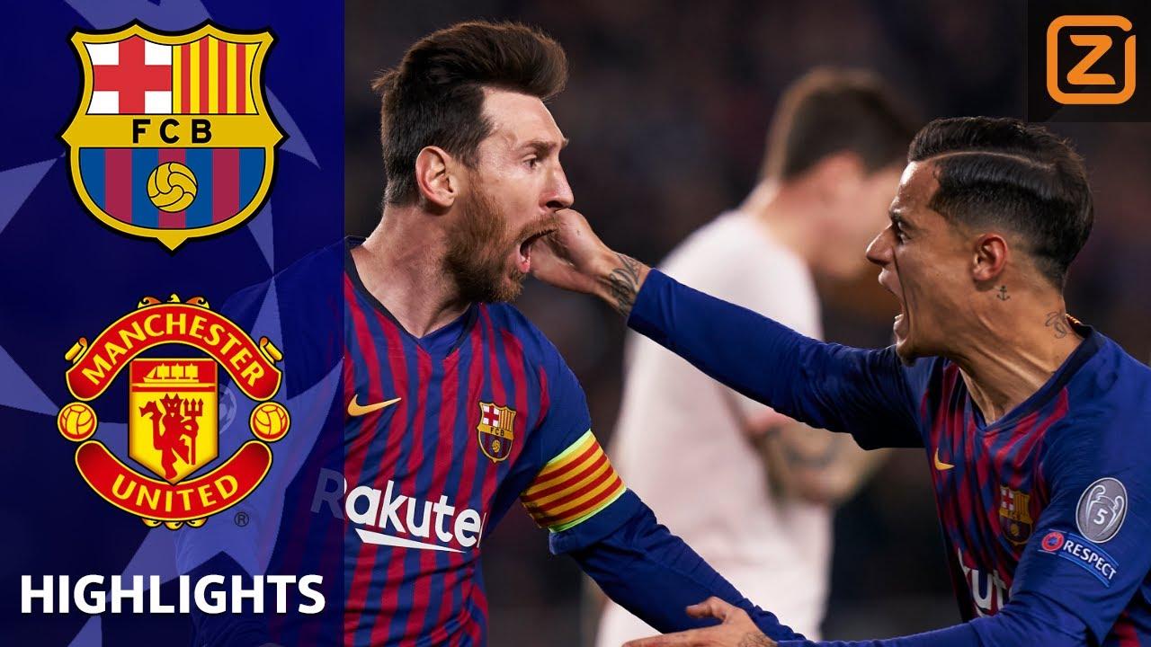 FC Barcelona Manchester United