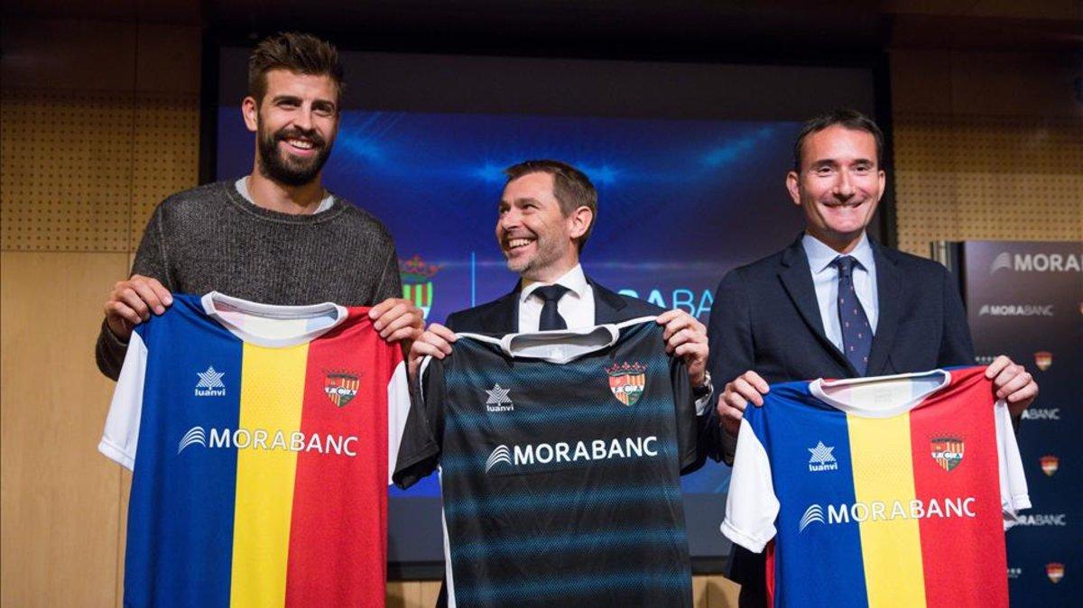 Andorra Gerard Pique