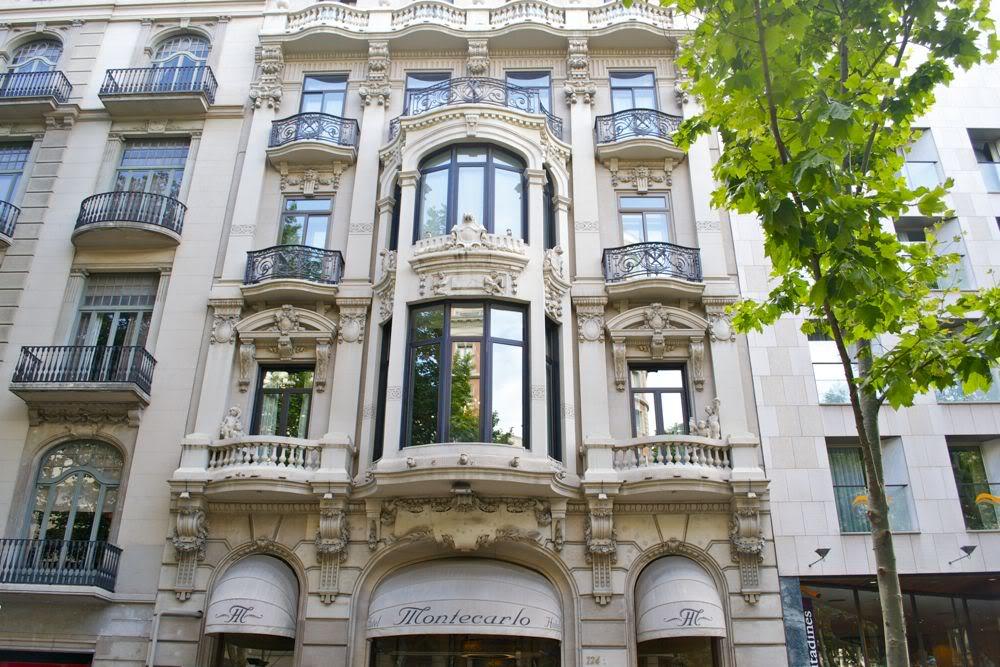 HotelMonteCarloRamblas