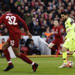 Messi vs Liverpool