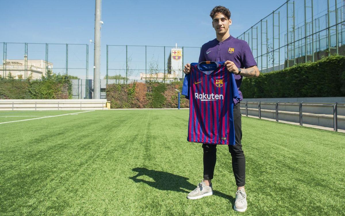 Ludovit-Reis-FC-Barcelona