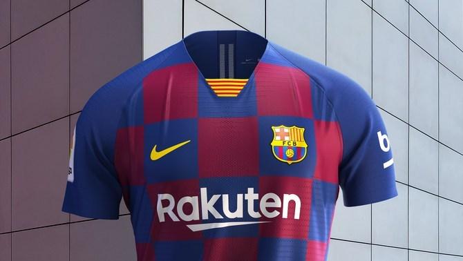 FC Barcelona-shirt-2019/20