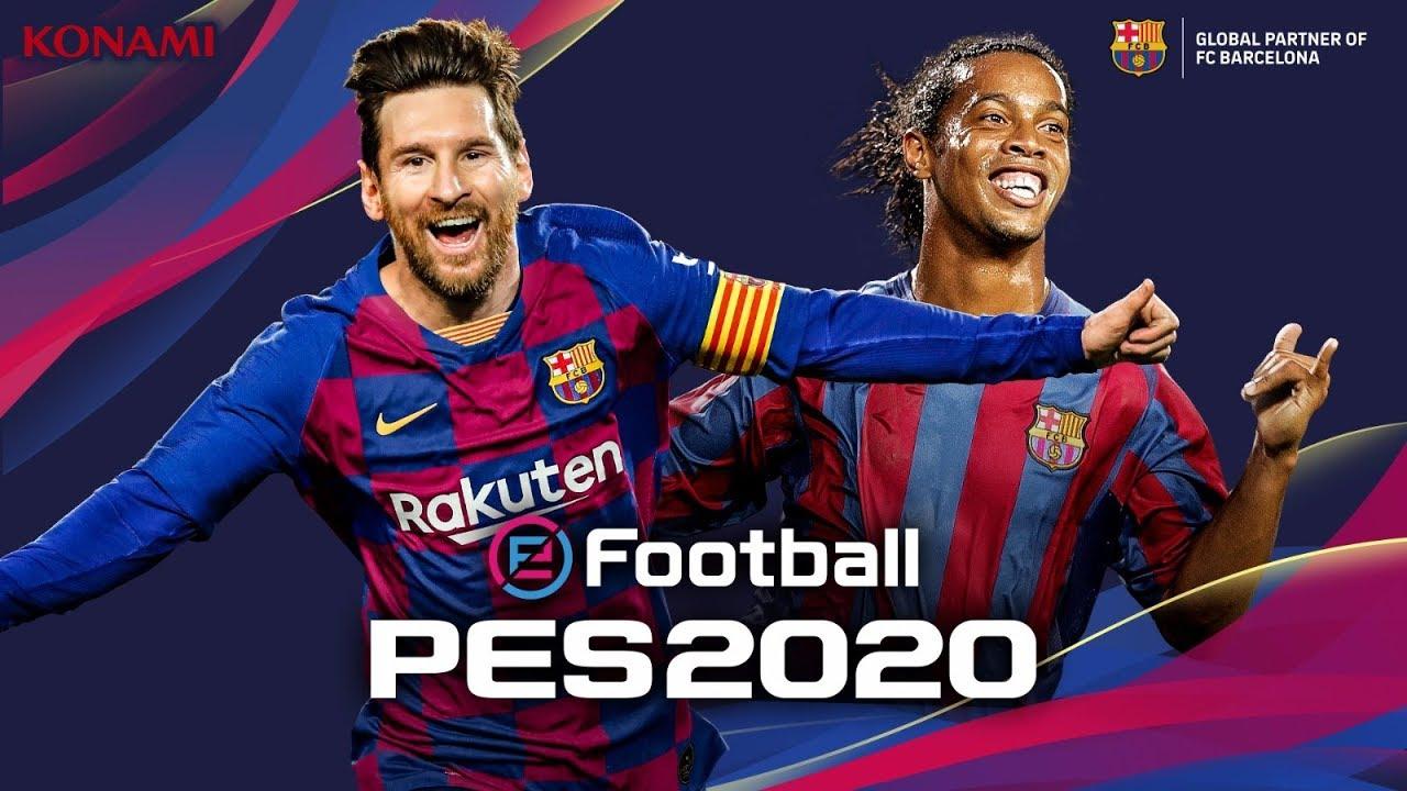 Messi PES2020