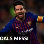 Messi Goals 18/19