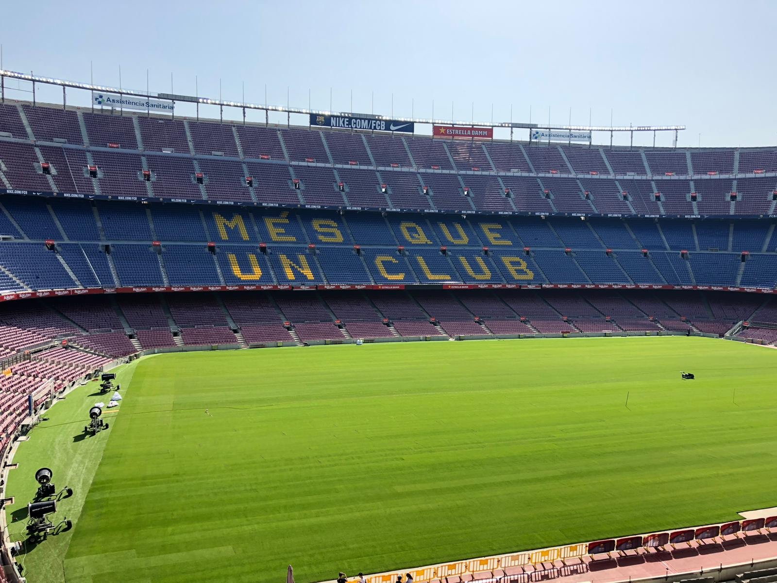 Camp Nou - Mes Que Un Club