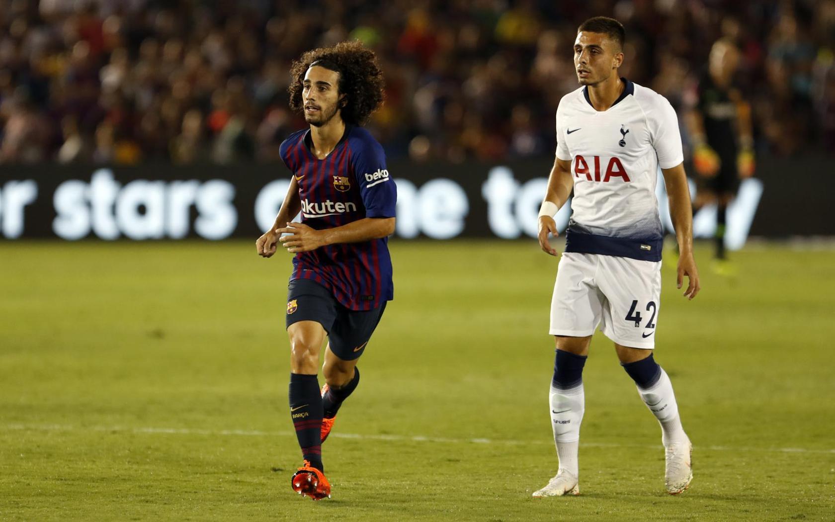 Marc Cucurella FC Barcelona