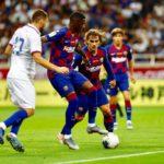 Griezmann FC Barcelona-Chelsea