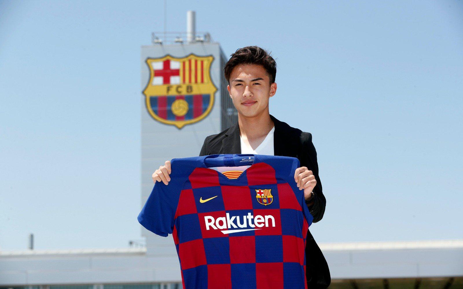 Hiroki Abe-FC-Barcelona