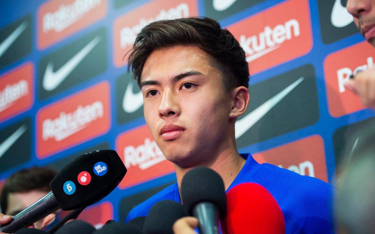 Hiroki Abe FC Barcelona