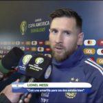 Messi-Argentinië