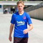 Frenkie de Jong FC Barcelona
