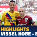Vissel Kobe FC Barcelona