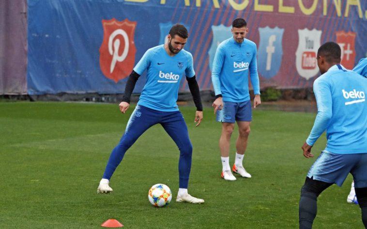 Abel Ruiz FC Barcelona