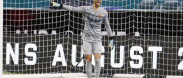 FC Barcelona Doelman Neto