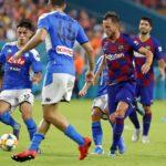 FC Barcelona Napoli