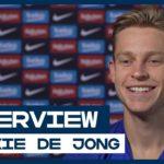 Interview Frenkie de Jong