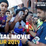VS tour FC Barcelona