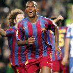 Samuel Eto'o FC Barcelona