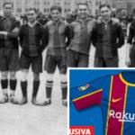 FC Barcelona tenue 20/21