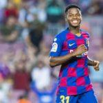 Ansu Fati - FC Barcelona - Jong Spanje