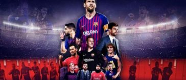 Matchday docu fc barcelona