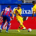 Sergi Roberto FC Barcelona - Eibar