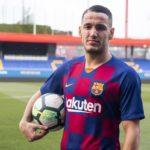 Rei Manaj | FC Barcelona B