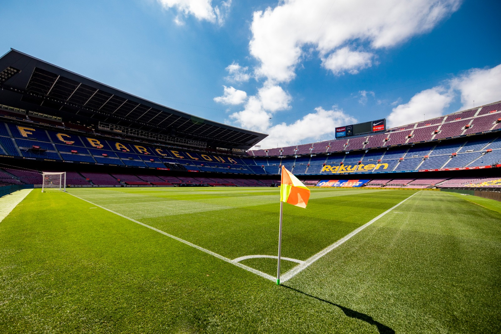 Camp Nou | BarçaSource.nl