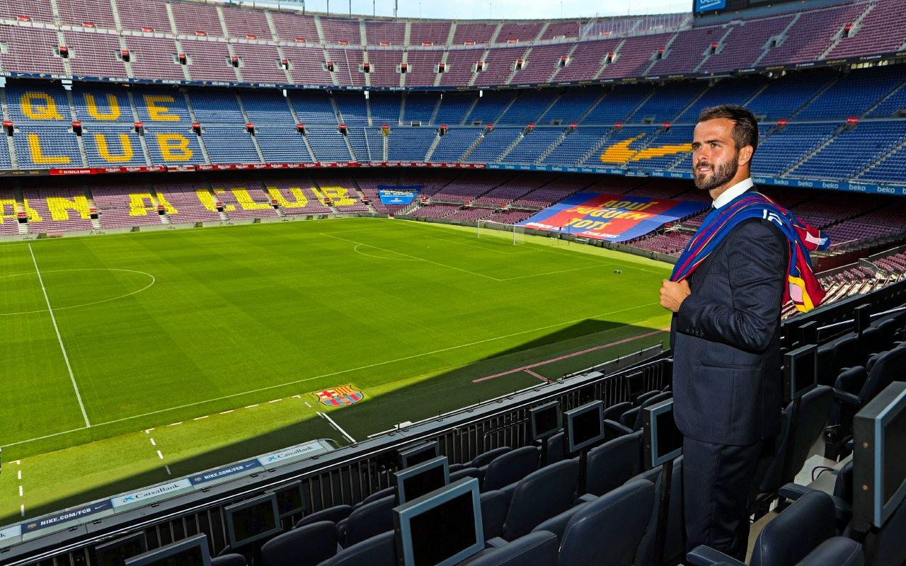 Miralem Pjanic FC Barcelona
