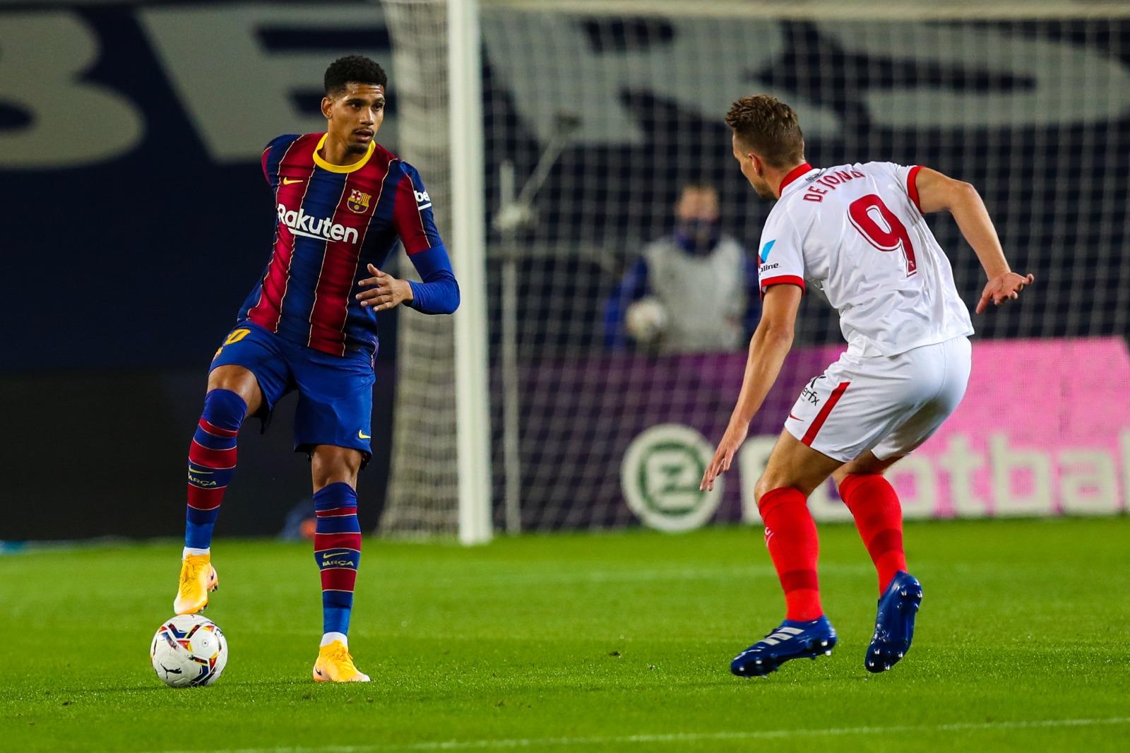 Araujo | FC Barcelona