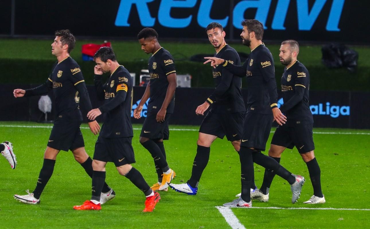 FC Barcelona - Celta