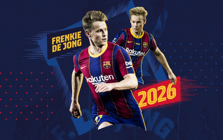 Frenkie de jong 2026