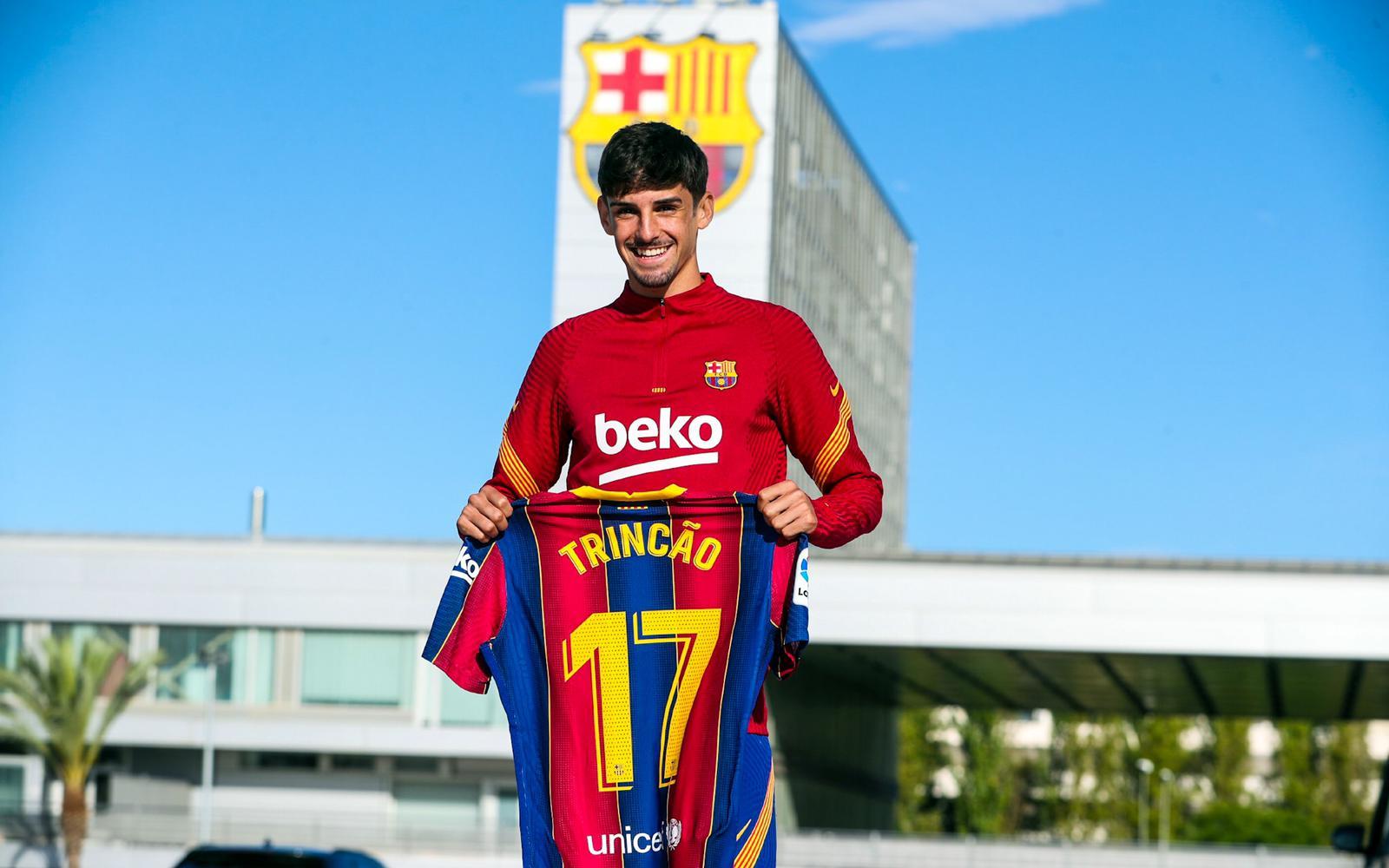 Trincão FC Barcelona